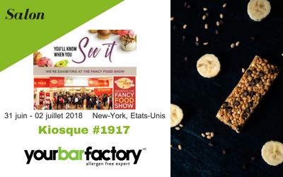 Salon Fancy Food Show 2018 – New York