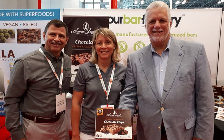 Fancy Food Show visite Philippe Couillard Yourbarfactory